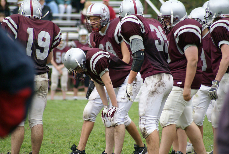 Josh is #73, the Millis High Freshmen Football team beats Ashland High Freshmen...