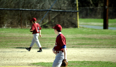 Josh pitches and plays second today. Vs. Bellingham.