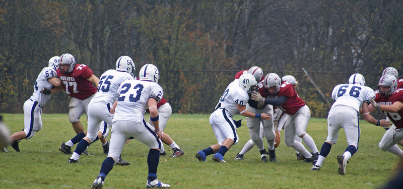 Millis High Varsity Football vs. Medway High Turkey Bowl. If you want to download pics, email me!