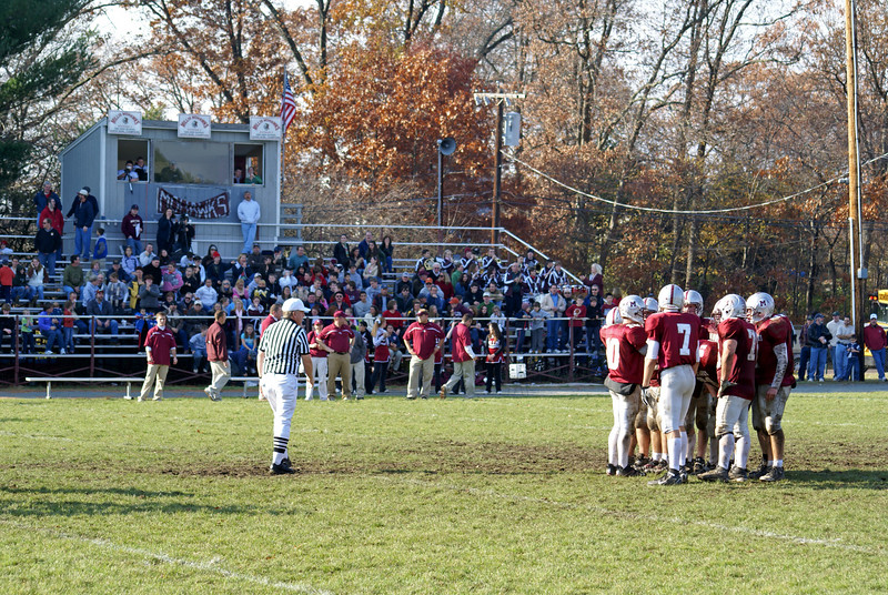 SONY DSC Millis High Varsity Football vs. Medway High Turkey Bowl. If you want to download pics, email me!