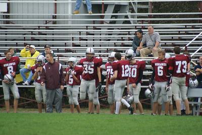 Millis Vs. Dover Sherborn, Josh Lambo #71, Junior Varsity Football - Boston