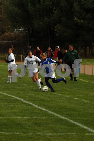 Milton Girls Soccer vs. Montpelier