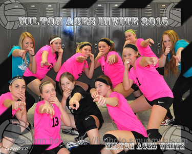 Milton Aces Invite Team Pictures