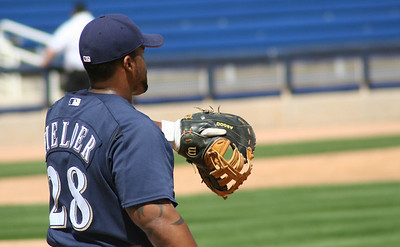 Milwaukee Brewers Spring Training 2006