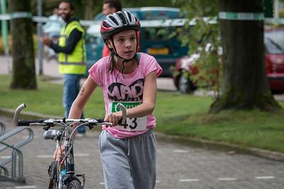 43 - Nikki Bongertman (3e bij meisjes)