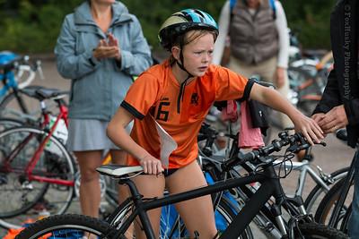 17 - Kim Tijhuis (1e bij meisjes)