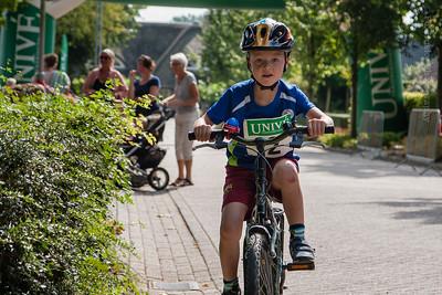 Leeftijdsgroep t/m 6 jaar - Mini-Triatlon 2016 Twello