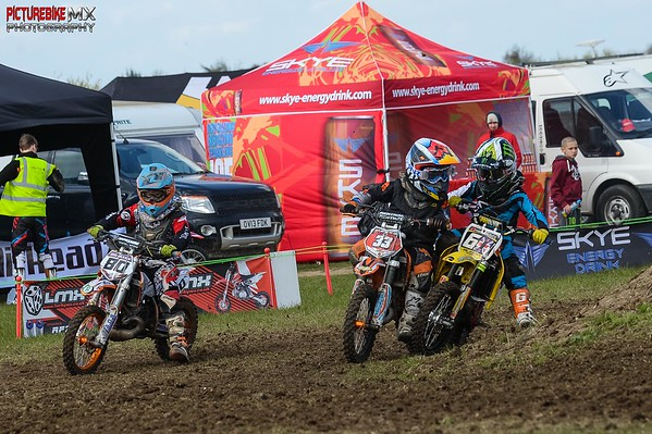 Champs Park 20-6-15  (125 and 160cc)