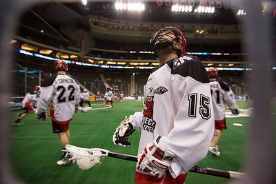 Minnesota Swarm VS Calgary Roughnecks