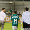 Minnesota United FC played León FC in a international friendly match at the National Sports Center on July 18th 2015