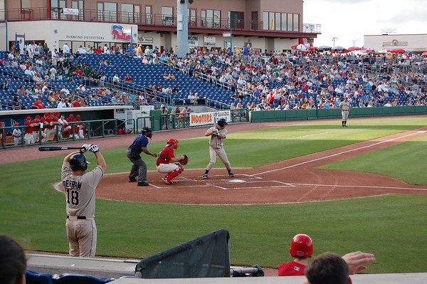 Clearwater Threshers 4/12/08