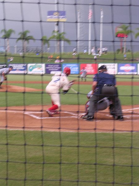 Clearwater Threshers 8/5/06