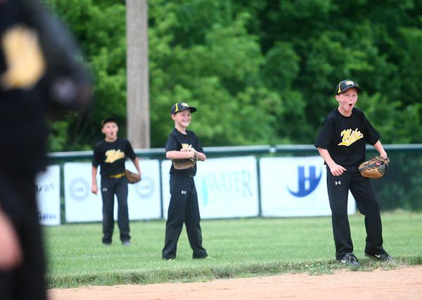 6-18-14<br /> Minor league championship<br /> <br /> Kelly Lafferty   Kokomo Tribune