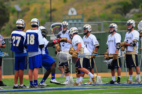 Mira Mesa Lacrosse vs LCC 5.15.11