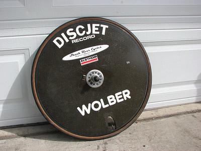 "Wolber 26"" Rear Disc Sale Photos"