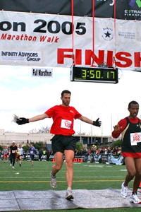 2005 Seattle Marathon