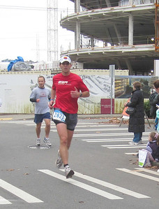 2009 Seattle Marathon - tenth in my year of recovery.