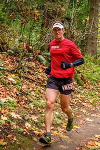 running the grand ridge 50k - photo by steve sanders