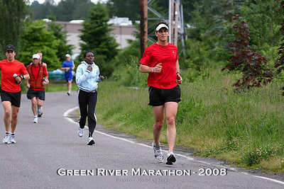 2008 Green River Marathon
