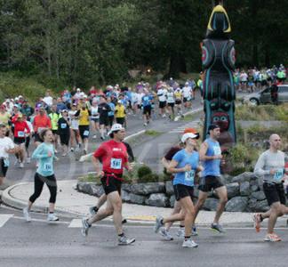 2011 Bellingham Bay Marathon