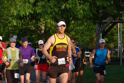 2009 Call of the Wild Marathon