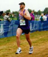 1998 Mayor's Midnight Sun Marathon in Anchorage AK - my first marathon.