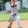 To the plate: Batesville pitcher Wyatt Schebler eyes his target as he throws to the plate.