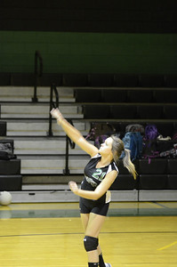 womens volley ball game 09/19/11