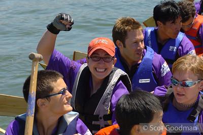 2006 Sprint Dragon Boat Regatta, Fremont CA.