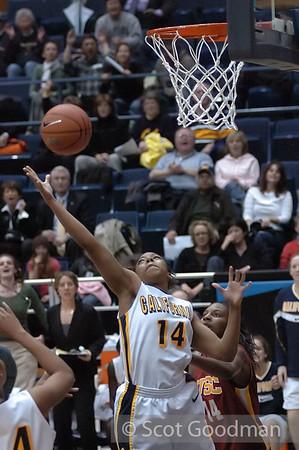 USC at UC Berkeley Women's Basketball