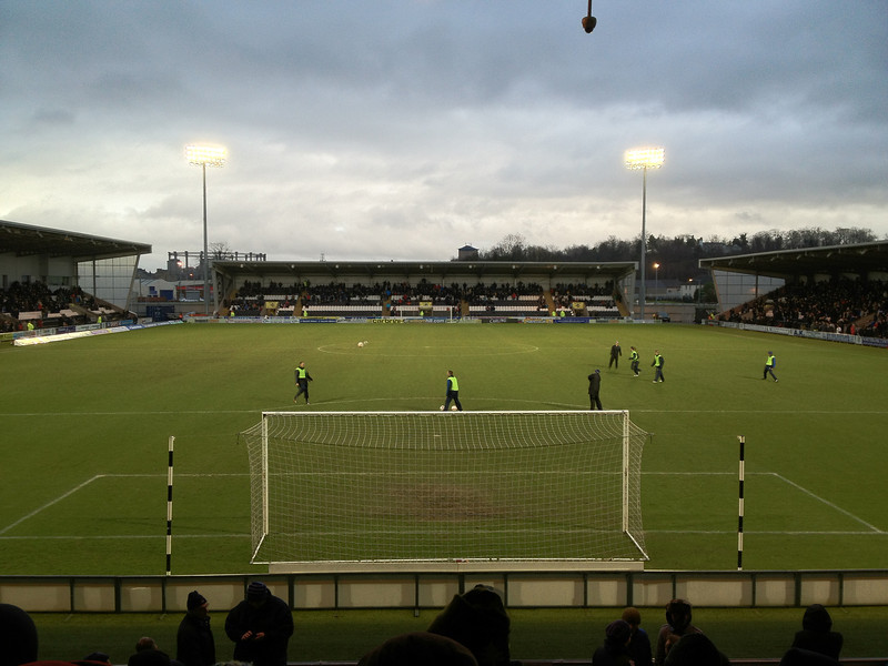 St Mirren v Ross County<br /> 4th February 2012