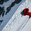 Speed skiing<br /> Philippe MAY (SUI)