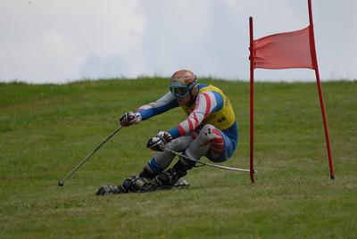 Grass skiing WC 2009 Martin Stepanek CZE