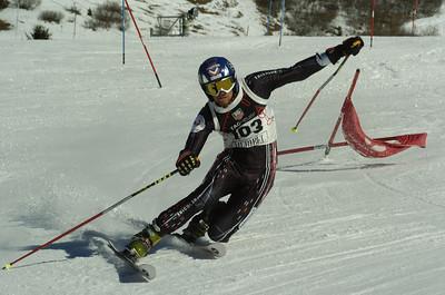 Telemark WC 2007/2008 Meribel