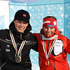 Telemark<br /> World cup winners 2009<br /> Rykhus and Amelie Reymond