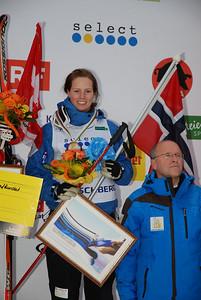 Telemark  Kreischberg WCS 2009 Sigrid Rykhus