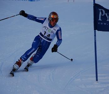 Telemark WC 2007/2008 Pyhä