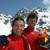 Speed skiing<br /> World Cup 2009 Winner Simone Origone ITA<br /> Second Philippe May SUI