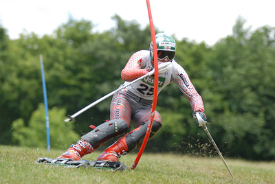 Grass skiing  WC 2009 Micheal Stocker