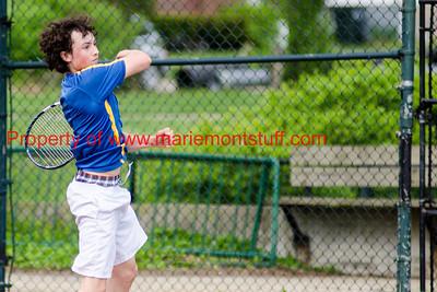 MHS Mens Tennis vs Milford 2014-05-05-14