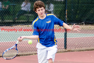 MHS Mens Tennis vs Milford 2014-05-05-2