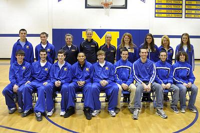 MJHS Swim Team vs IH 2010-12-09 1