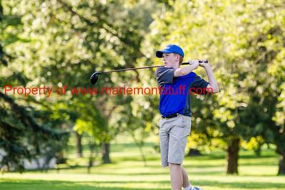 Mariemont High School Golf 2016-61