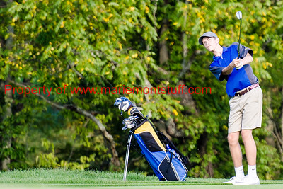 Mariemont High School Golf 2016-63
