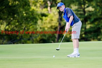 Mariemont High School Golf 2016-51