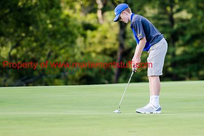 Mariemont High School Golf 2016-48