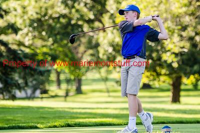 Mariemont High School Golf 2016-59