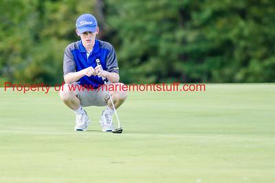 Mariemont High School Golf 2016-43