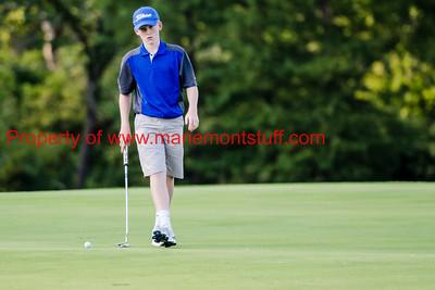 Mariemont High School Golf 2016-45