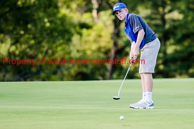 Mariemont High School Golf 2016-53